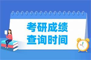 2021甘肃考研成绩查询时间-查询入口(2月26日)