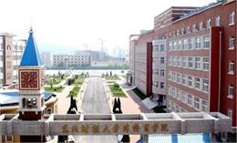 东北财经大学津桥商学院标志