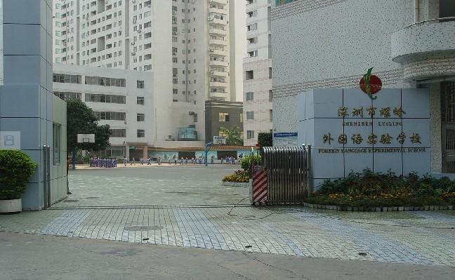 深圳市罗湖区螺岭外国语实验学校照片
