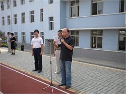 武汉市蔡甸区莲花湖中学杜校长