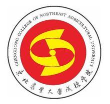 黑龙江工商学院校徽