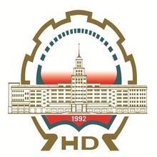 哈尔滨华德学院校徽