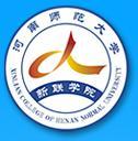 河南师范大学新联学院校徽
