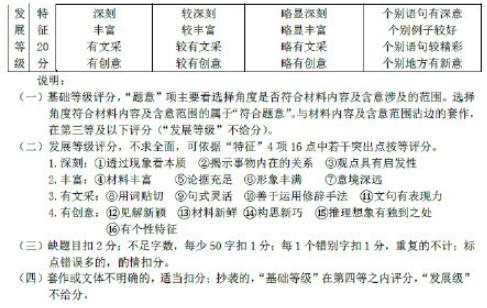广州市2020年高三语文3月阶段训练试卷及答案
