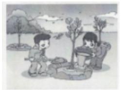 部编版小学二年级语文上册看图写话专项训练题