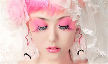 龙摄影-高级时尚彩妆造型