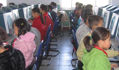 科左后旗蒙古族实验小学