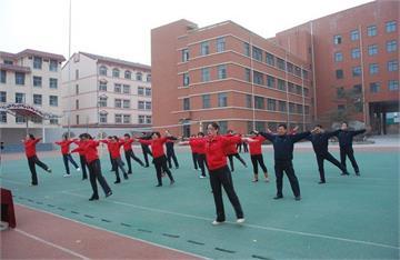 临朐县第一实验小学(临朐实验一小)标志