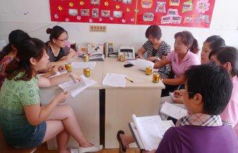 上海宝山区民办喜羊羊幼儿园